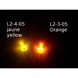 Orange Led 5000mcd