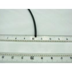 gaine rétractable noire Ø1.5 (1m)