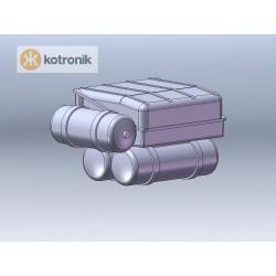 battery box for Mercedes