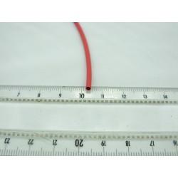 gaine rétractable rouge Ø1.5 (1m)